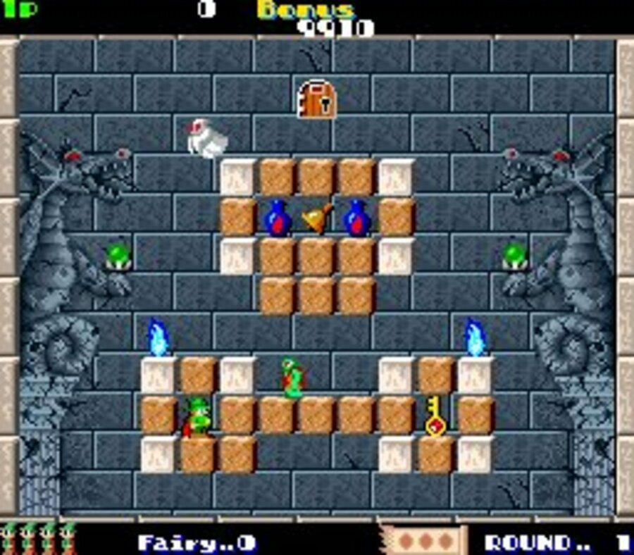 Solomon's Key Screenshot