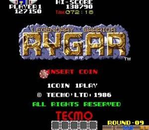 Rygar Review - Screenshot 1 of 3
