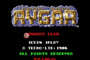 Rygar Screenshot
