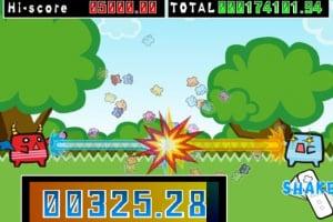 3-2-1, Rattle Battle! Screenshot