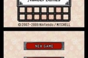 Sujin Taisen Number Battles Screenshot
