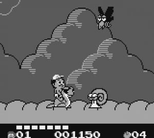 Adventure Island II: Aliens in Paradise Review - Screenshot 2 of 4