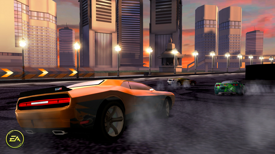 Need For Speed: NITRO Review - Screenshot 4 of 5