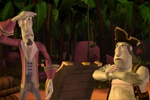 Tales of Monkey Island: Chapter 2 Screenshot
