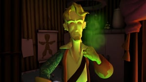 Tales of Monkey Island: Chapter 1 Review - Screenshot 3 of 6