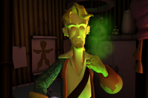 Tales of Monkey Island: Chapter 1 Screenshot
