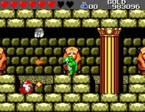 Wonder Boy III: The Dragon's Trap Review - Screenshot 3 of 3
