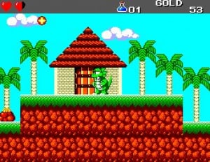Wonder Boy III: The Dragon's Trap Review - Screenshot 2 of 3