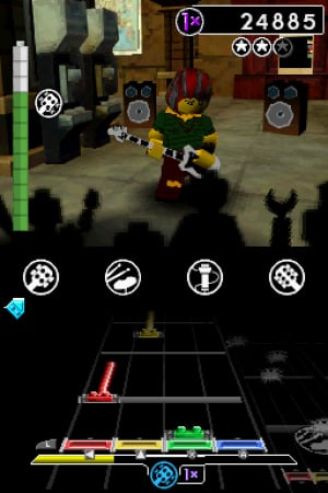 LEGO Rock Band Review - Screenshot 4 of 4