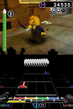 LEGO Rock Band Review - Screenshot 1 of 4