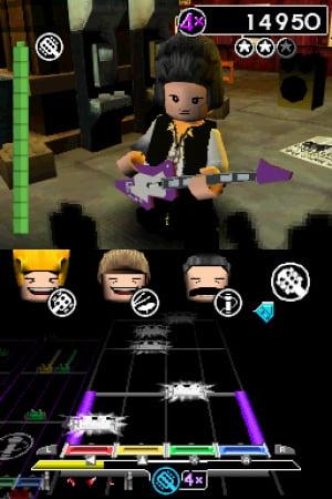 LEGO Rock Band Review - Screenshot 2 of 4