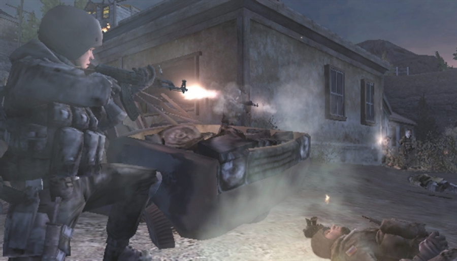 Call of Duty: Modern Warfare: Reflex Review - Screenshot 3 of 3