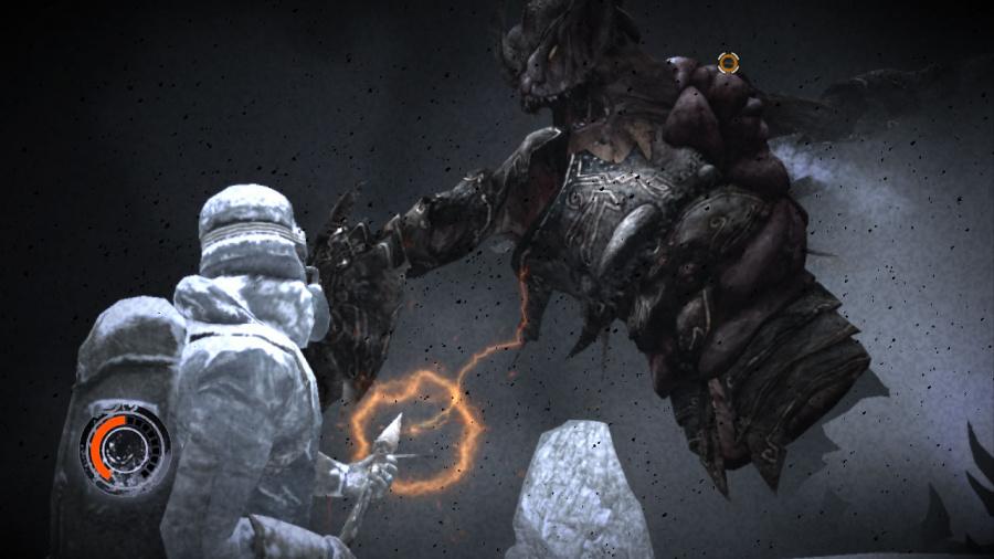 Cursed Mountain Review - Screenshot 2 of 3