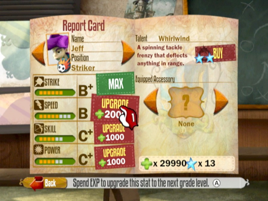 Academy of Champions Screenshot