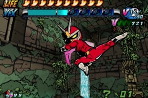 Viewtiful Joe 2 Screenshot