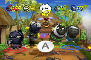 Ninja Captains Screenshot