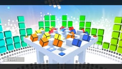 Rubik's Puzzle Galaxy: RUSH Screenshot