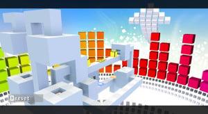 Rubik's Puzzle Galaxy: RUSH Review - Screenshot 1 of 4