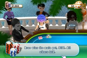 Texas Hold'em Poker Screenshot