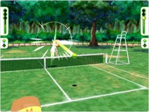 Family Tennis Review - Screenshot 2 of 5