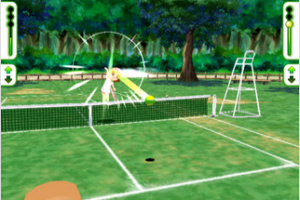 Family Tennis Screenshot