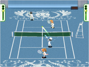 Family Tennis Review - Screenshot 5 of 5