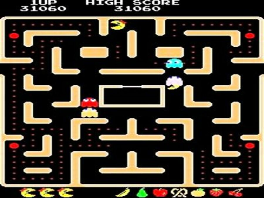 Namco Museum: 50th Anniversary Screenshot
