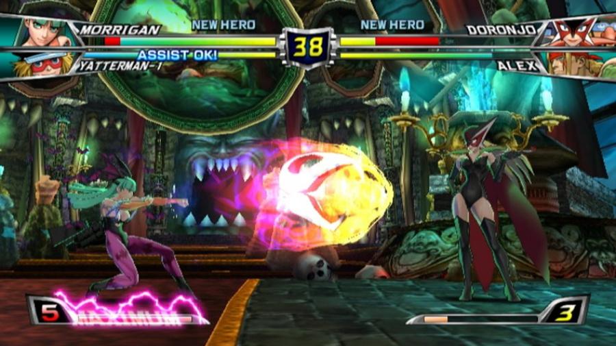 Tatsunoko vs. Capcom: Ultimate All-Stars Review - Screenshot 6 of 6
