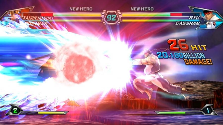 Tatsunoko vs. Capcom: Ultimate All-Stars Review - Screenshot 5 of 6