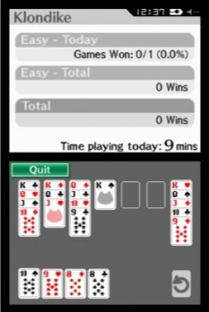 2-in-1 Solitaire Review - Screenshot 2 of 2