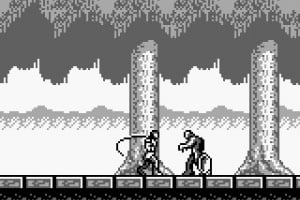 Castlevania: The Adventure Screenshot