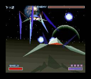 Star Fox Review - Screenshot 1 of 6