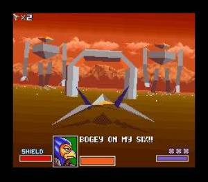 Star Fox Review - Screenshot 2 of 6