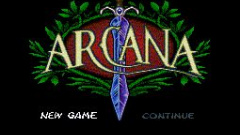 Arcana Screenshot