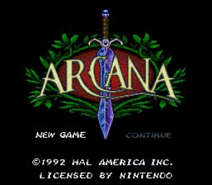 Arcana Review - Screenshot 2 of 5