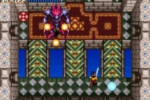 Soul Blazer Screenshot