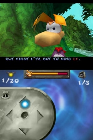 Rayman DS Review - Screenshot 3 of 4