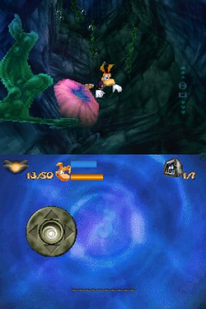 Rayman DS Review - Screenshot 1 of 4
