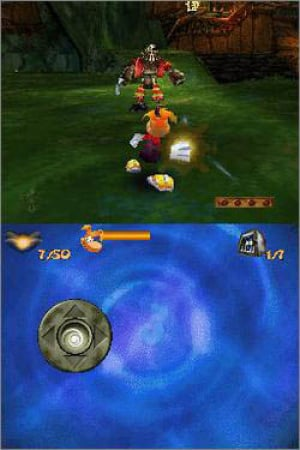 Rayman DS Review - Screenshot 1 of 3