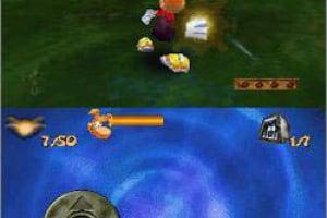 Rayman DS Screenshot