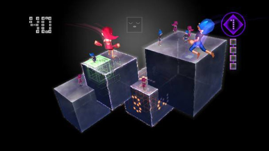You, Me, and the Cubes Screenshot