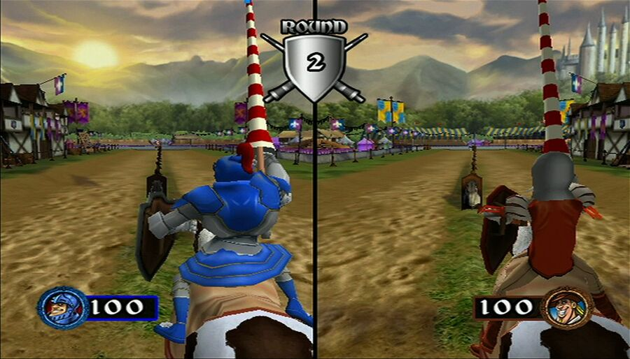 Medieval Games Screenshot