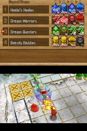 Dragon Quest Wars Review - Screenshot 3 of 4