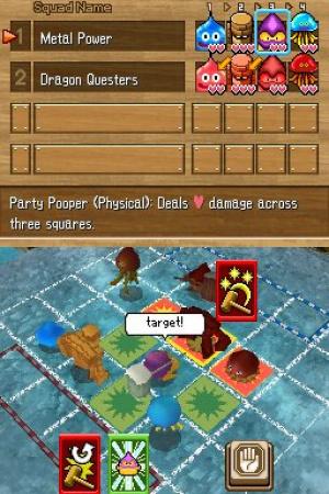 Dragon Quest Wars Review - Screenshot 4 of 4