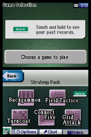 Clubhouse Games Express: Strategy Pack Review - Screenshot 1 of 3
