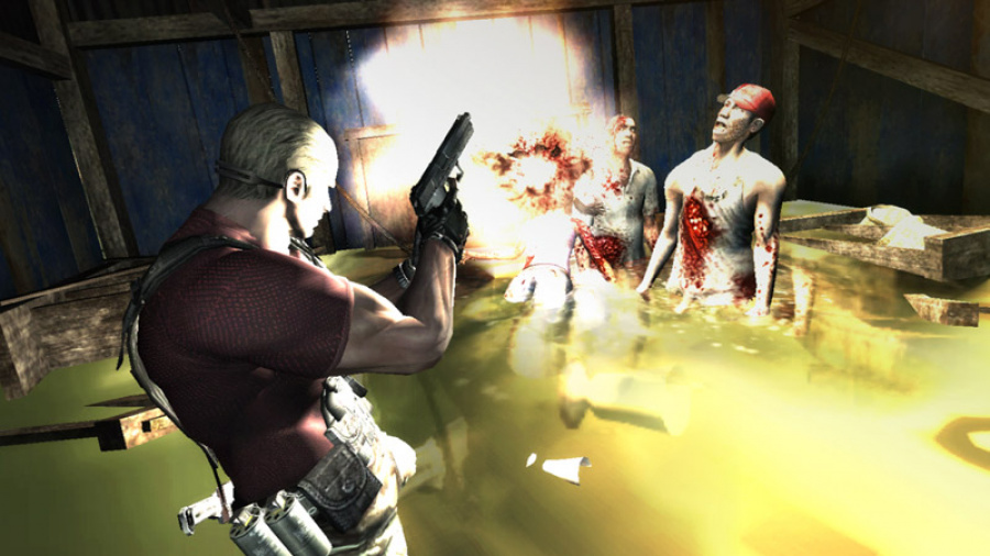 Resident Evil: The Darkside Chronicles Review - Screenshot 1 of 6