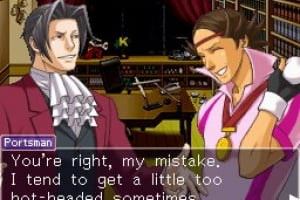 Ace Attorney Investigations: Miles Edgeworth Screenshot