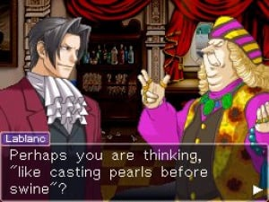 Ace Attorney Investigations: Miles Edgeworth Review - Screenshot 3 of 3