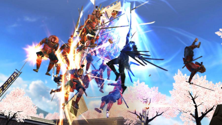 Sengoku BASARA Samurai Heroes Review - Screenshot 4 of 5