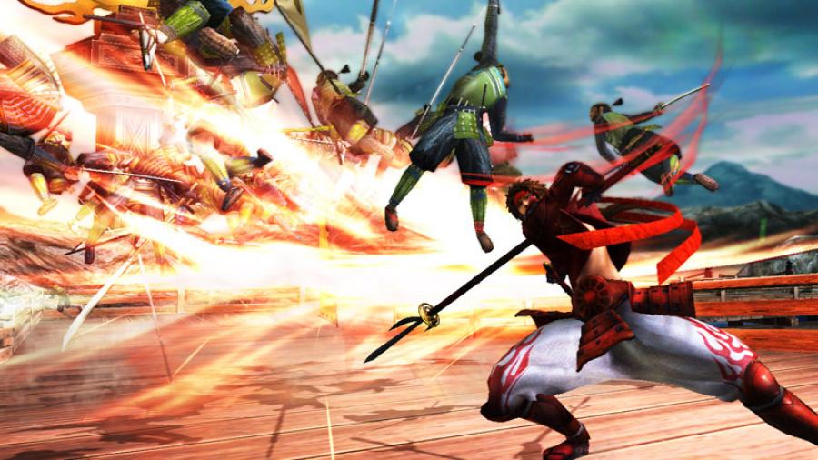 Sengoku BASARA Samurai Heroes Review - Screenshot 2 of 5